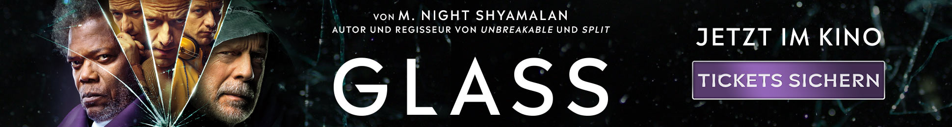 Filmtipp: Glass