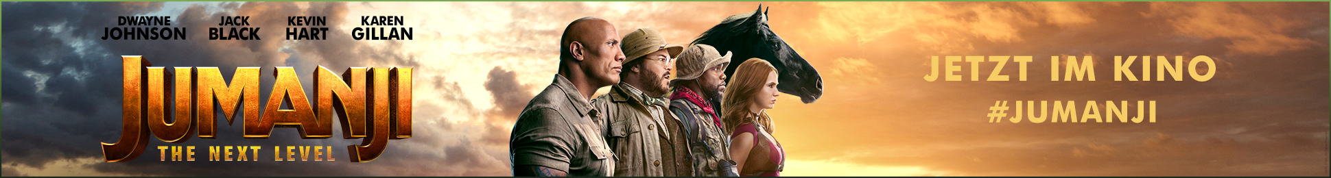 Filmtipp: Jumanji: The Next Level